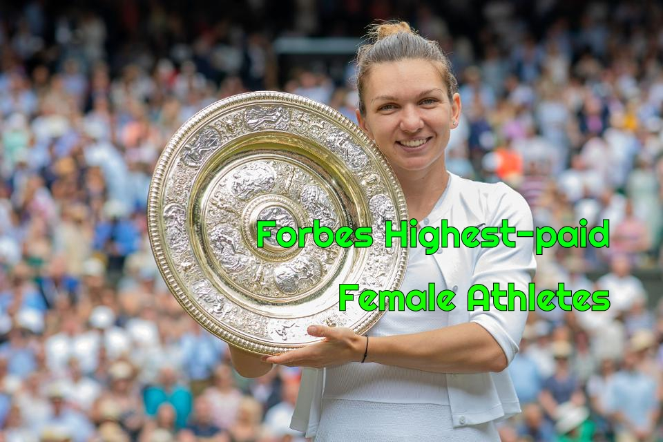 Forbes Highest-paid Female Athletes 2020 List