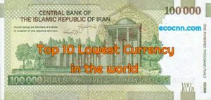 Top 10 Lowest Currency in the World 2020 Cheapest Value