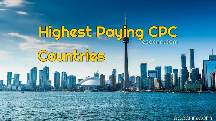 Highest Paying CPC Countries 2020 AdSense List