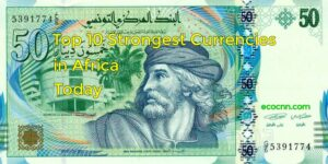 Top 10 Highest Currency in Africa 2020 List Today