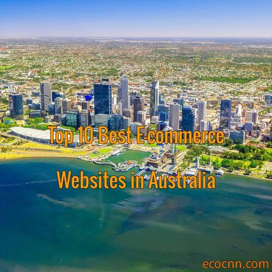Top 10 Best eCommerce Websites in Australia 2020