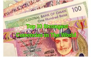 Top 10 Strongest Currency In The World 2020 List
