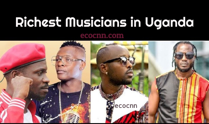Top Richest Musician In Uganda 2020 Forbes
