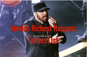 Richest rapper in the world 2020 Forbes list