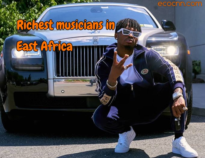 Richest musician in East Africa 2021 Forbes Top 10 List