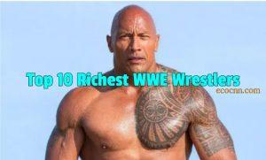 Top 10 Richest WWE Wrestlers 2020 World List