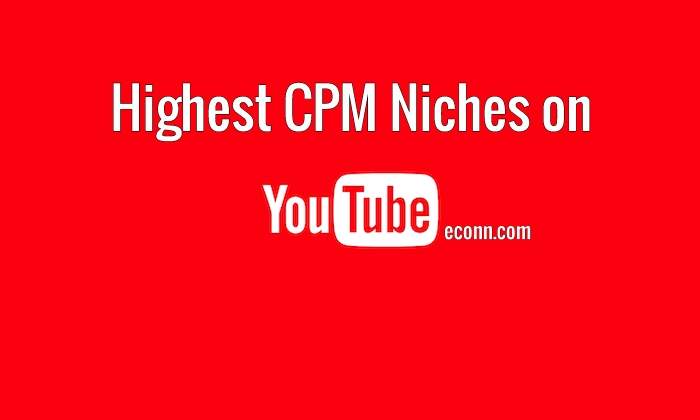Highest CPM Niches on YouTube 2021