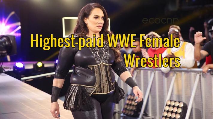 Highest-paid WWE Female Wrestlers 2021 Top 10 List