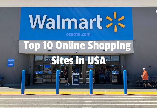 Top 10 Best Online Shopping Sites in USA 2021