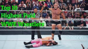 Top 10 Highest paid wrestlers 2021