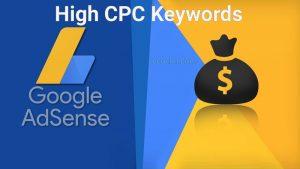 High CPC Keywords 2021 List