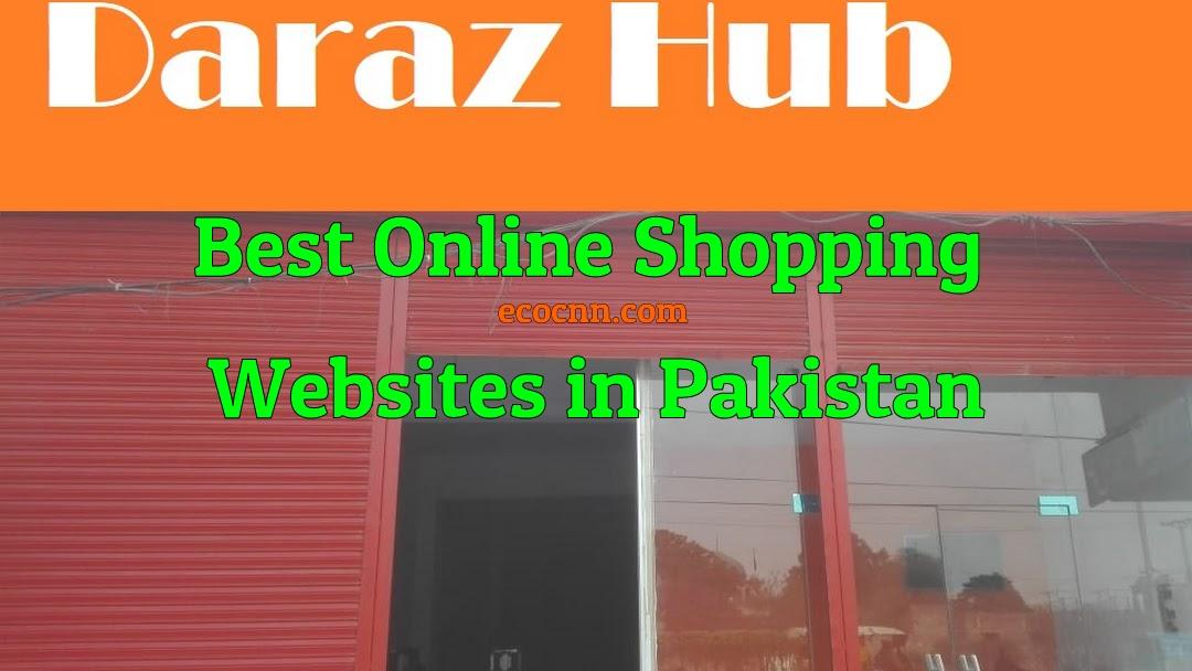 Best online shopping websites in Pakistan 2021
