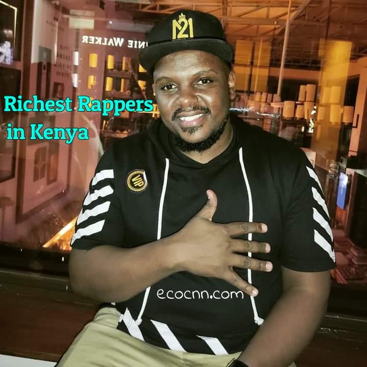 Top ten richest rappers in Kenya 2021 list