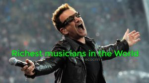 Top 10 richest musician in the world 2021 Forbes List