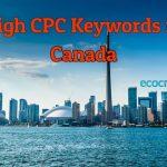 High CPC Keywords in Canada 2021