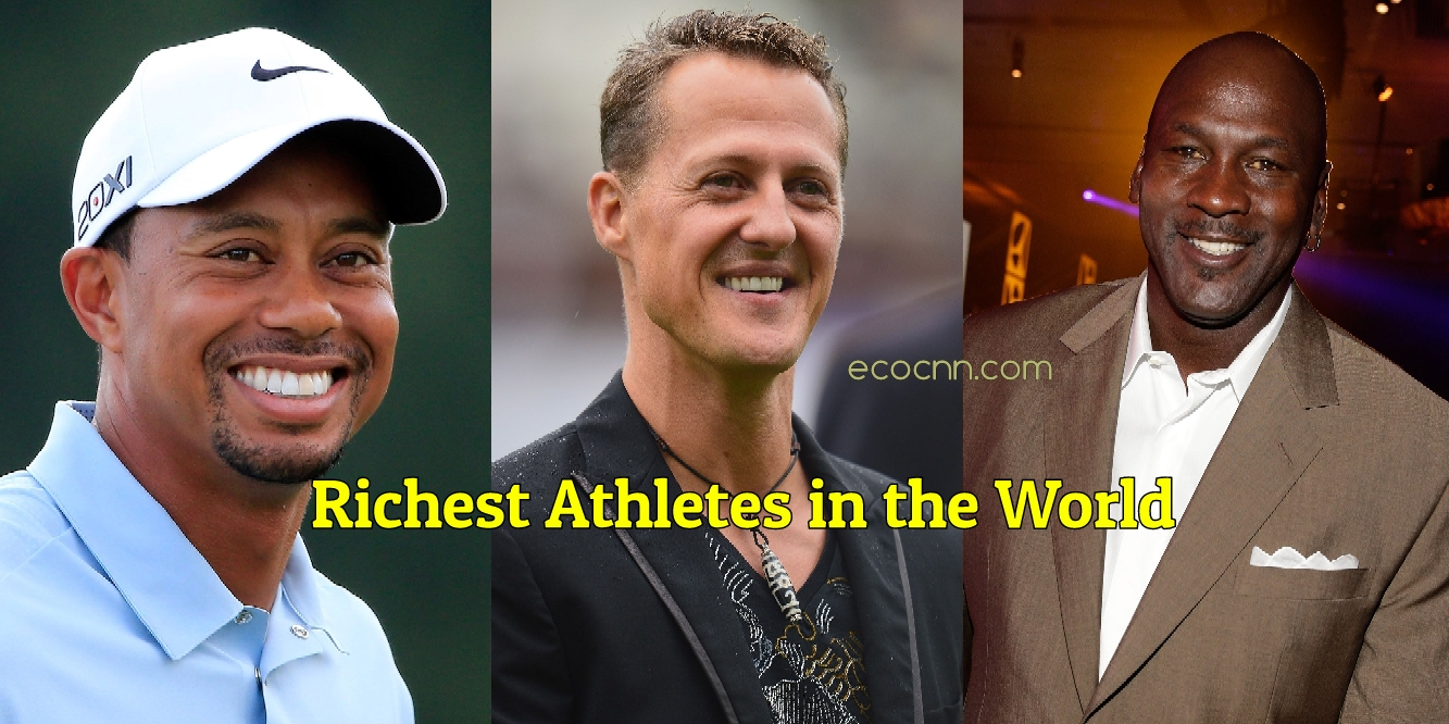 Top 10 richest athletes in the world 2021 Forbes list