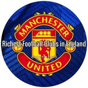 Richest Premier League football clubs in England 2021