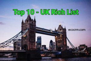 Top 10 richest people in the UK 2021 Billionaires