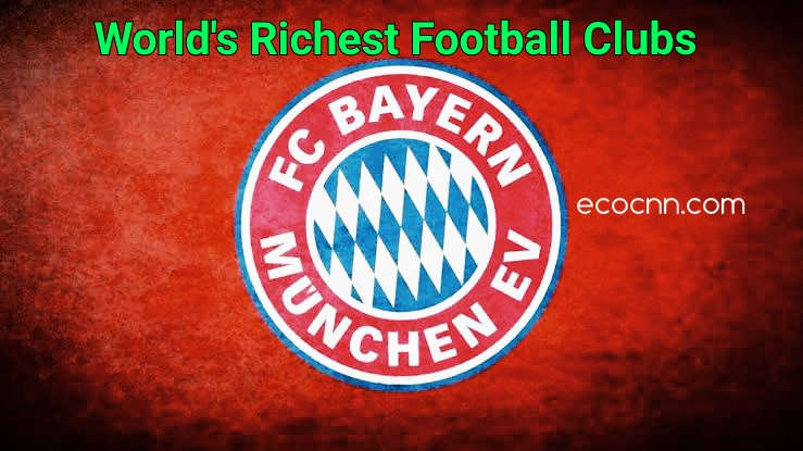 Richest football clubs in the world 2021