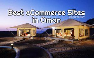Top e-commerce sites in Oman