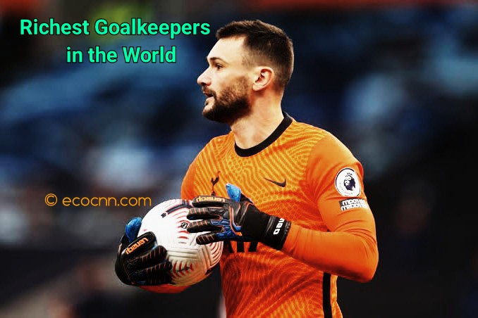 Top 10 richest goalkeepers in the world 2021 Forbes list